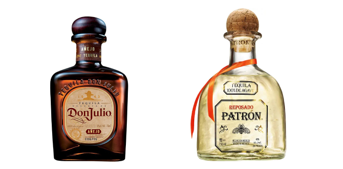 Anejo and reposado are known to be two different types of tequila. These may seem to be the same