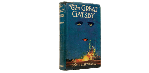 What purpose did the first four paragraphs of 'The Great Gatsby' serve?
