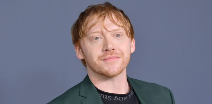 There are a lot of people who have already associated Rupert Grint for playing Ron Weasley in the