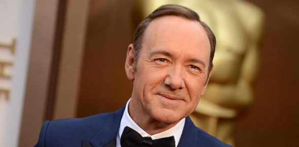 Is Kevin Spacey's career over?
