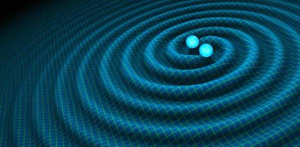 Before discussing gravitational radiation, let's talk gravitational waves, as they play a