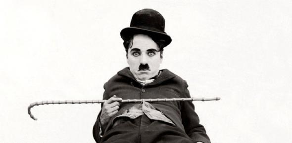 How did Charlie Chaplin change the world?