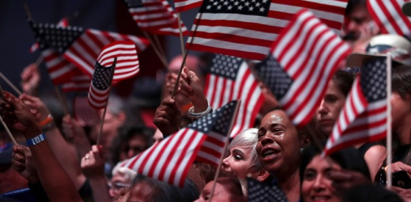 Are americans patriotic?