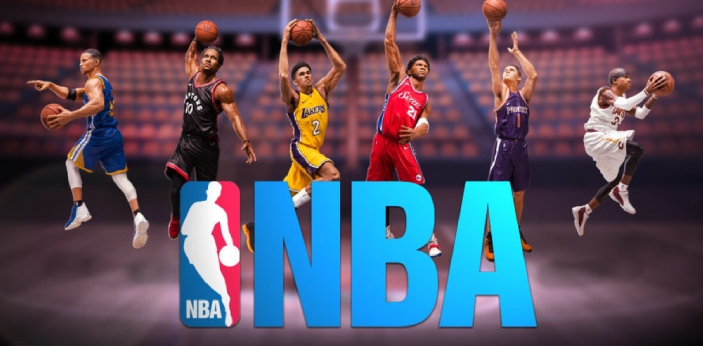 NBA is the acronym for National Basketball Association, while, FIBA is the acronym for Federation