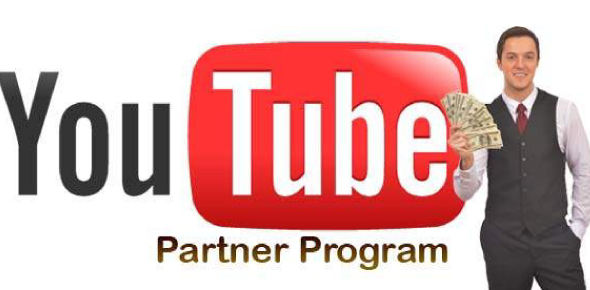What was the vision behind YouTube's partnership program?