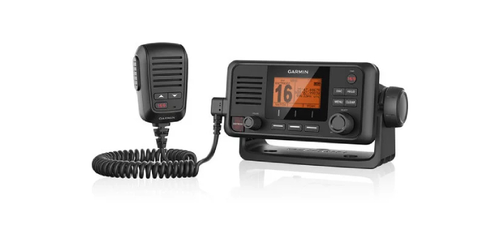 There are radios that use VHF (Very High Frequency) or UHF (Ultra High Frequency). The major