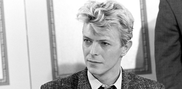 David Bowie had a unique singing voice. Little Richard and Elvis Presley profoundly influenced his