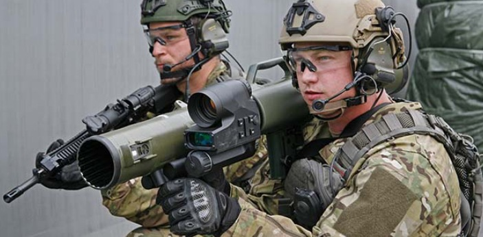 First of all, what does Aimpoint mean? This is a technology which the Swedish Optics Company