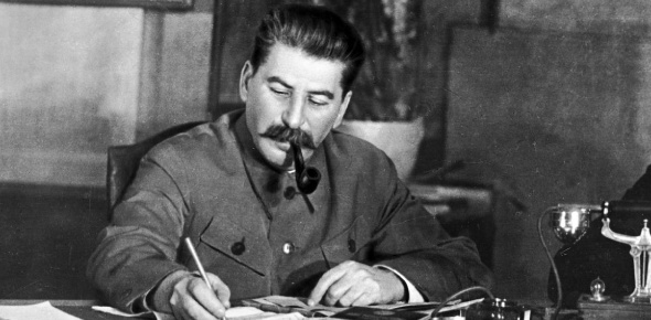 In the late 1930s Stalin's paranoia about being the greatest and unopposed autocrat led him to
