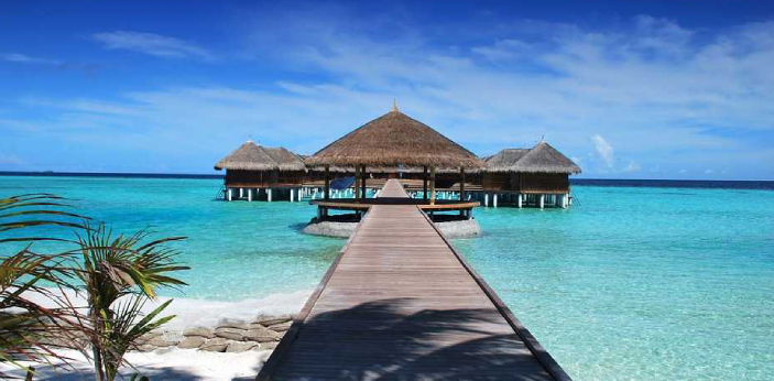 Bali and Maldives are known to be two places that people want to visit. People usually in love with