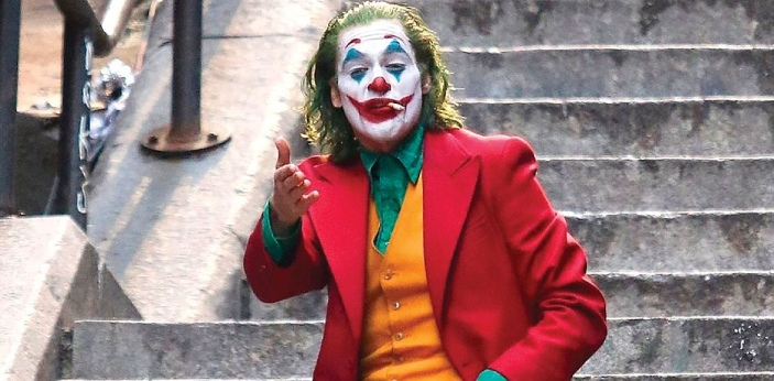 The Joker film is set for release on October 4th, 2019 in the United States and the United Kingdom.