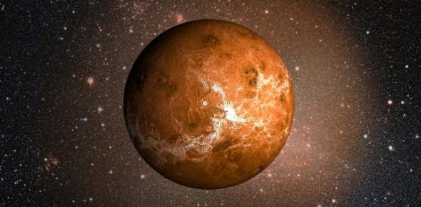 What unique features does Venus have as a planet?