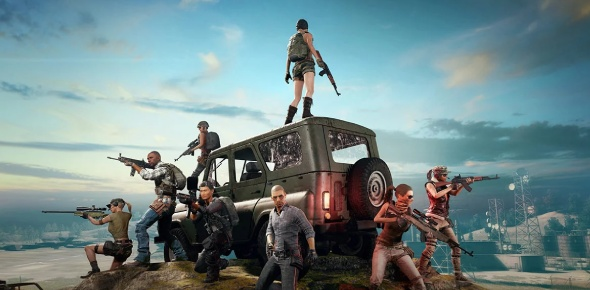 China version players can't play with global devices. China also wanted to have a PUBG mobile