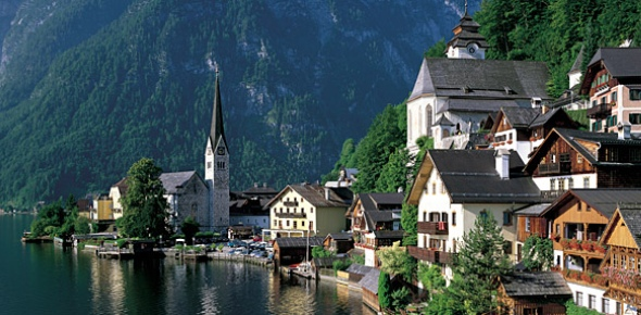Compared to other countries, Austria is known for having a strong economy. They are highly