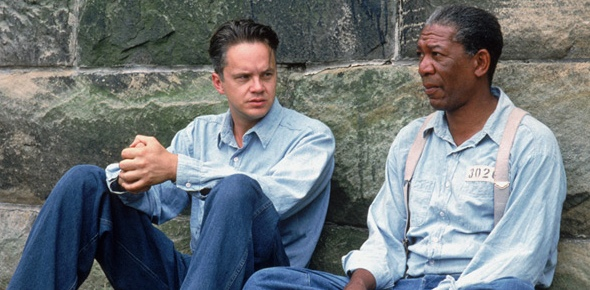 Is there any movie better than Shawshank Redemption?
