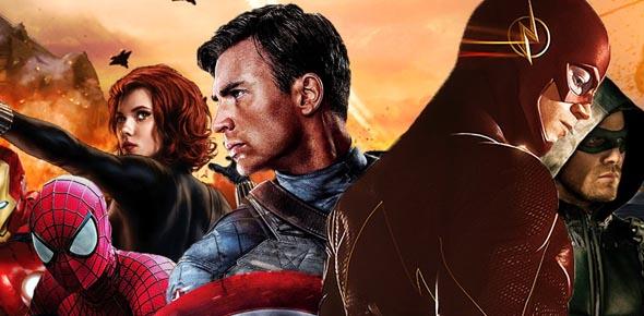 Who makes better superhero films: Marvel or DC?