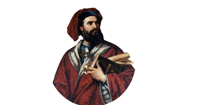 10. Marco Polo is now known as a brave explorer who opened up China to Europe. He impacted not only