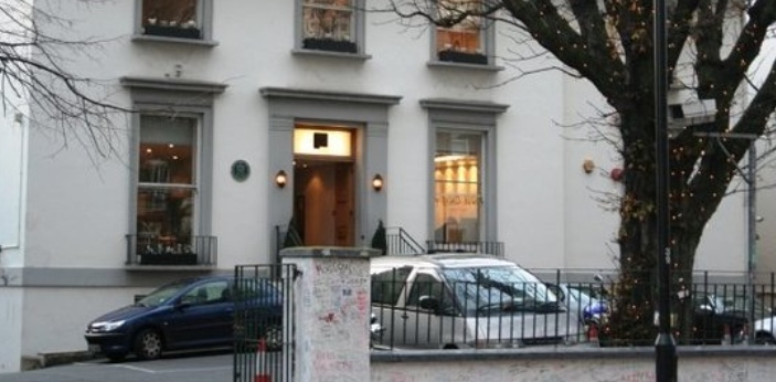 A. Abbey Road  The Beatles recorded 191 songs in Abbey Road Studios located in Westminster in