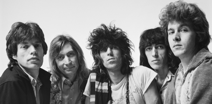The Rolling Stones wins the title of the longest singing rock band of all time due to consistency