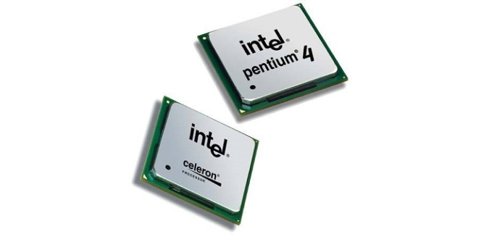Celeron and Pentium are two different types of processors. The Celeron processor is not as powerful