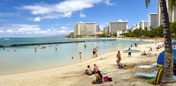 What is the most affordable holiday spot in the U.S?