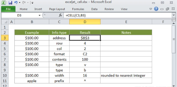 What will be the next step to the following formula? Say that you want to paste a formula result but not the underlying formula to another cell. You would copy the cell with the formula, then place the insertion point in the cell you want to copy to.