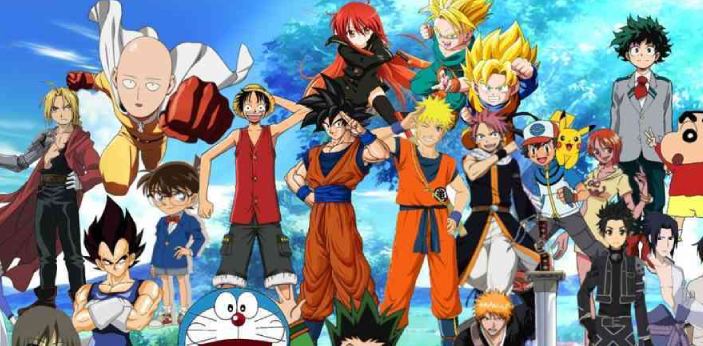 Both anime and cartoons have characters that are animated. Some regard animes as a type of cartoon,