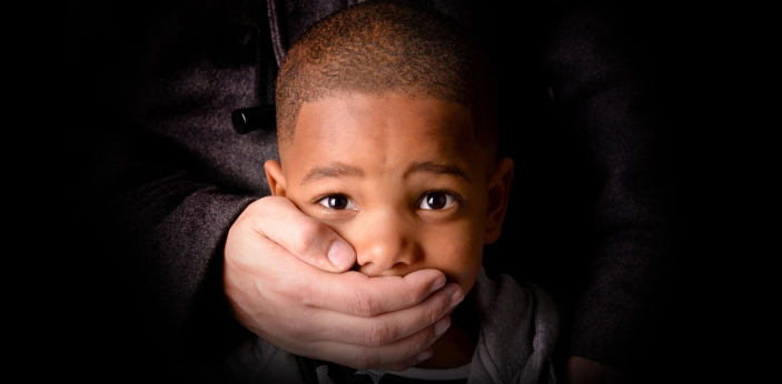 Abduction takes place when someone uses deceit or force to take a person or child away from their