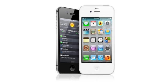 Apple's iPhone 4s and iPhone 5 are the two famous phones in 2012. The iPhone 5 is a newer