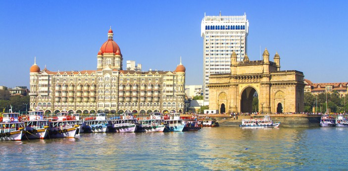 Geographically, Mumbai is made up of seven major islands which were once under the rule of the