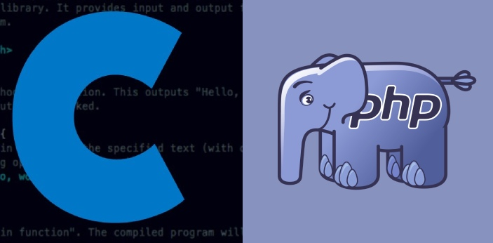 The least difficult approach to consider PHP is a deciphered C that you can implant in HTML