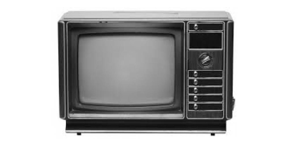 What happened to black and white television?