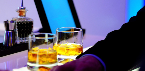 Does advertisement of alcohol really promote the appeal of drinking?