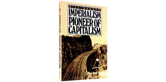 One of the mistakes that people make is assuming that capitalism and imperialism are the same. When