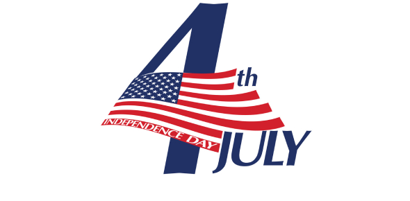 The U.S.A. celebrates its Independence Day every 4th of July. All Americans celebrate this day with