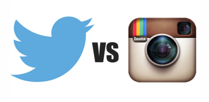 Twitter and Instagram are known to be social media platforms that are meant to help people share