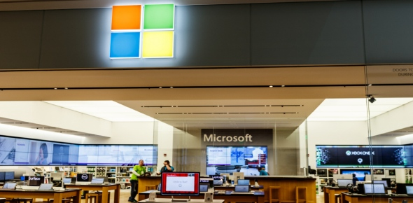 What is the average salary of a software developer at Microsoft?