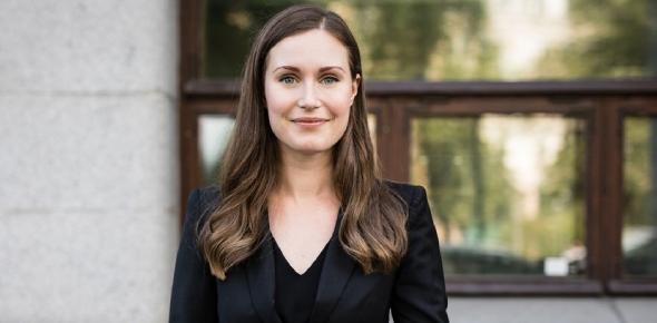 Sanna Marin celebrated her 34th birthday on November 16, 2019. She celebrated her birthday when she