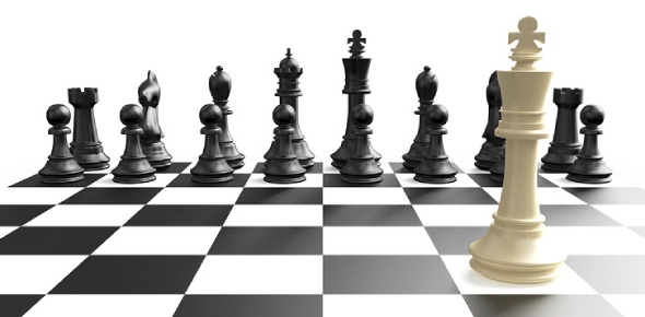 The queen is the most powerful piece in the game of chess, able to move any number of squares. The