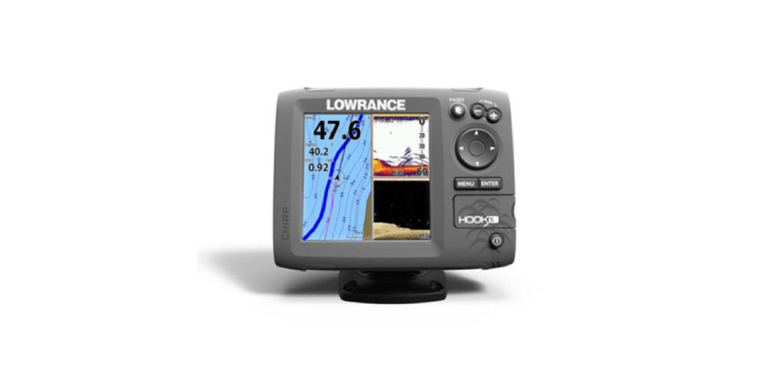 GPS and Chartplotter are normally used by people who are navigating the different bodies of water.