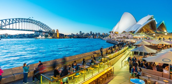 Australia is a country blessed with so many natural wonders for tourists to visit and explore. The
