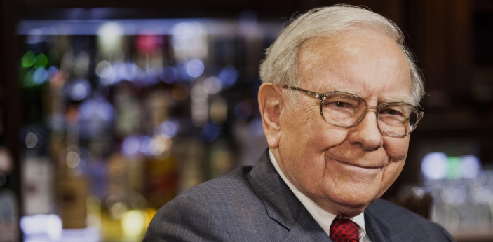Warren Buffet became wealthy by making very sound and wise investments based on longevity and