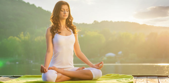 Yoga is both conceptual and physical, while meditation is a purely a cerebral technique that can,