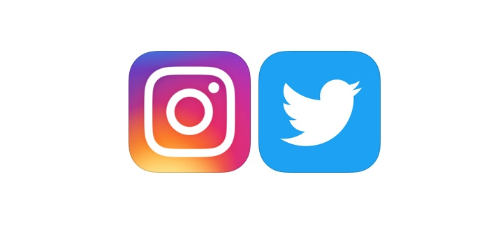 Instagram and Twitter are two examples of social media platforms. Both are similar in that they