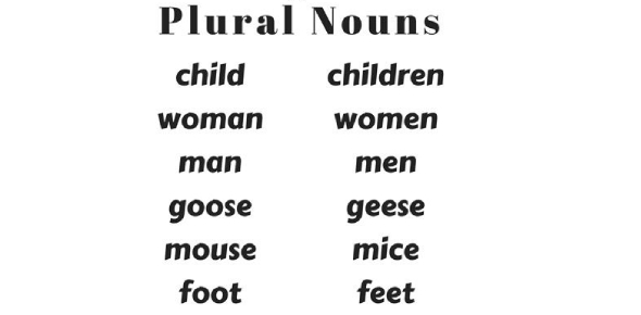 Which nouns are always plural?