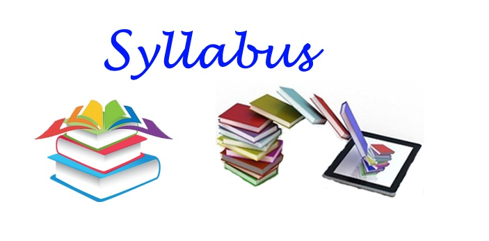 If you would check out the difference between syllabus and syllabi, you will see that syllabi are