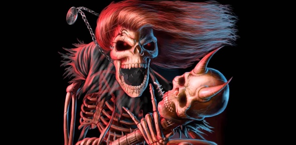 When did Death Metal become mainstream?