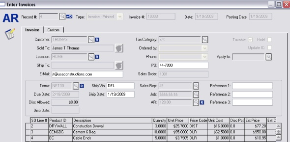 What is the best Accounts Receivable Software?