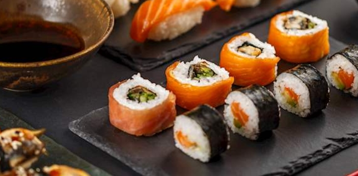 Sushi is the most popular Japanese food, that comes in many different forms, and names. The three
