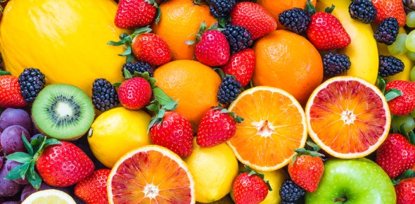 What is the national fruit of Spain?<br/>